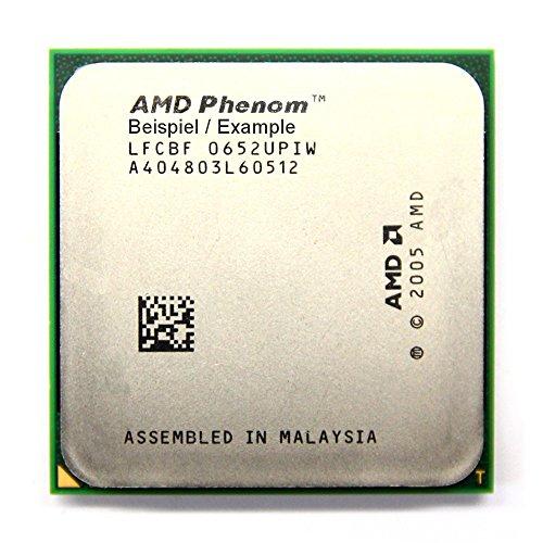 .3GHz/2MB Sockel/Socket AM2+ HD9650WCJ4BGH Processor PC-CPU ()