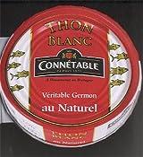 Les meilleures recettes au thon Connétable