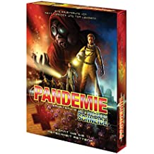 ZMan 671101 - Pandemie - On The knife's Edge, Board Game - German Version
