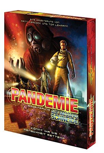 ZMan 671101 - Pandemie - Auf Messers Schneide, - Spiel Pandemie