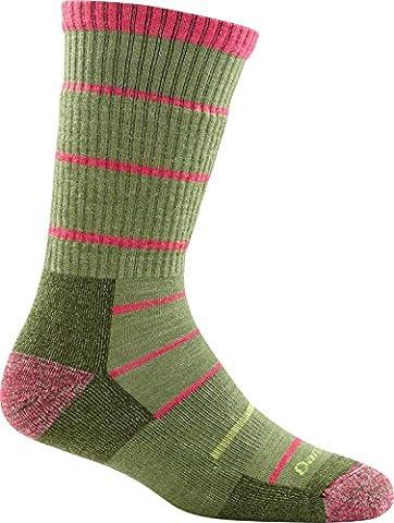 Darn Tough Womens Cushion Hike/Trek Sock, Violet Small (2.5-5)
