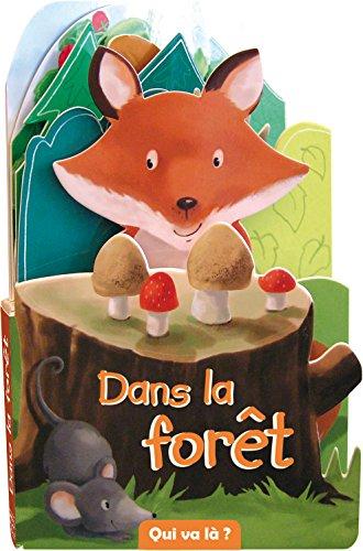 Dans la forêt (Livre tout-carton)