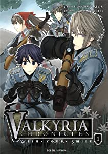 Valkyria Chronicles - Wish Your Smile Edition simple Tome 1
