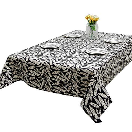 Dexinx Stilvolle Charme Druck Tischdecke Mode Nach Themen Stain Staub Beweis Tuch Dekorative...