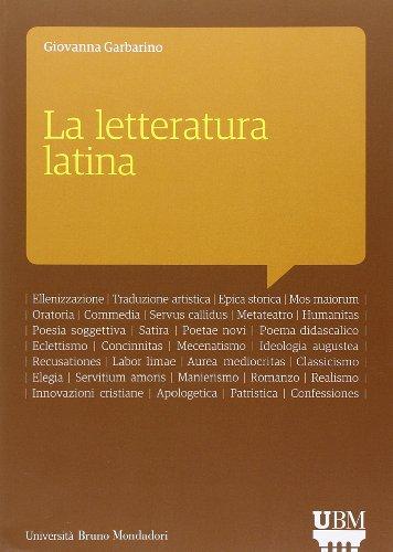 La letteratura latina. Con aggiornamento online