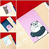MACRO Animal Magnetic Bookmark (Set of 4)