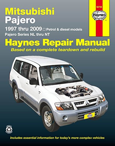 mitsubishi-pajero-automotive-repair-manual-1997-2014