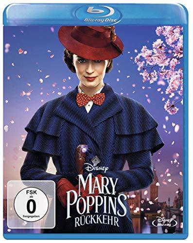 Mary Poppins\' Rückkehr [Blu-ray]