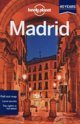 Madrid 7 (inglés) (City Guides) por Anthony Ham