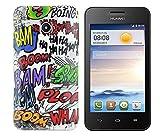 gada - Handyhülle für Huawei Ascend Y330 - Hochwertiges