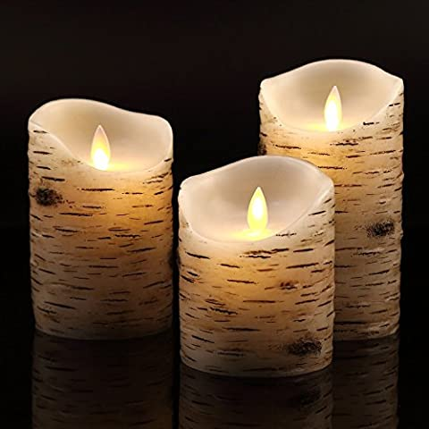Flameless Candles, LED Candle lights with 10