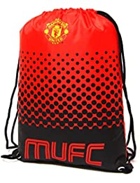 Official Football Merchandise – Sports Backpack with Adjustable Drawstring – Various Teams