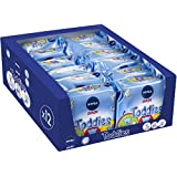 Nivea Baby Toddies 60 Lingettes - Lot de 12