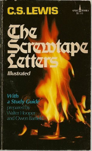 The Screwtape Letters by C. S. Lewis (1976-08-02)