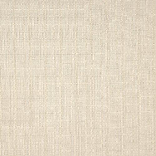 MIRABLAU DESIGN Stoffverkauf Baumwolle Hanf Canvas mit strukturierter Oberfäche in creme weiß uni (1-125M), 0,5m (Strukturierte Baumwolle Kleid)