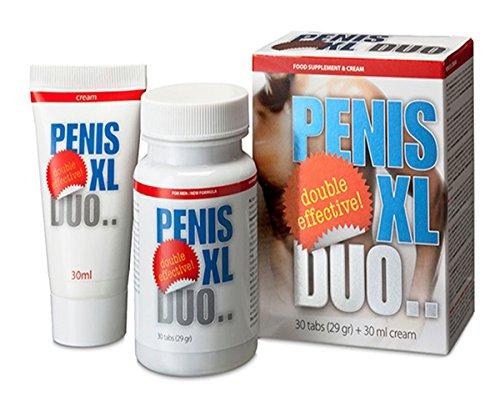 Penis XL Duo Pack, Erektion längere und erhöhen die Größe des Penis.. Kostenloser Versand