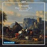 Intégrale des Concertos pour vents vol.7