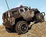 RC Jeep SWAT POLICE mit LICHT & AKK...