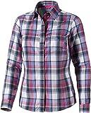OCK Damen Hemd Bluse lang Funktions, Rosa, 40, 203339