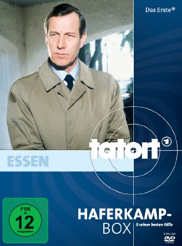 Tatort - Haferkamp-Box (3 DVDs)