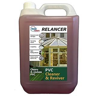 Trade Chemicals Relancer PVC Cleaner & Restorer 5L