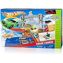 Mattel Hot Wheels - Pista Crash Course