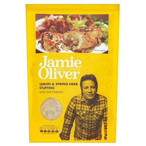 Jamie Oliver mélange à farce Lemon & Spring Herb (110g) - Paquet de 6