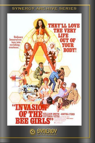 Invasion Of The Bee Girls (1973) Bee Girl
