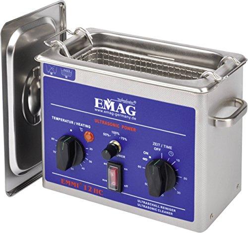 Emag 60079 Emmi-12HC Ultraschallreinigungsgerät -