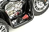 ES-TOYS Kindermotorrad – Police Design - 8