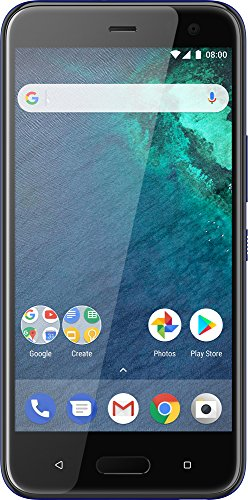 "HTC U11 Life 5.2"" 4G 3GB 32GB 2600mAh Blue - Smartphones (13.2 cm (5.2""), 3 GB, 32 GB, 16 MP, Android 8.0, Blue)"