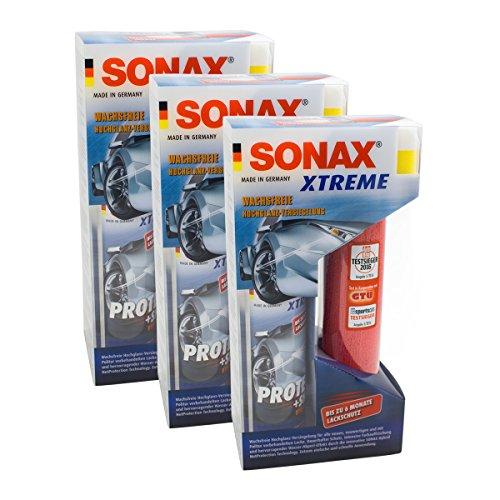 Sonax Intensive Farbauffrischung und hervorragender Wasser-Abperl-Effekt