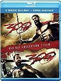 300 (2006) & 300: L'Alba di Un Impero (2014)  (2 Blu-Ray)