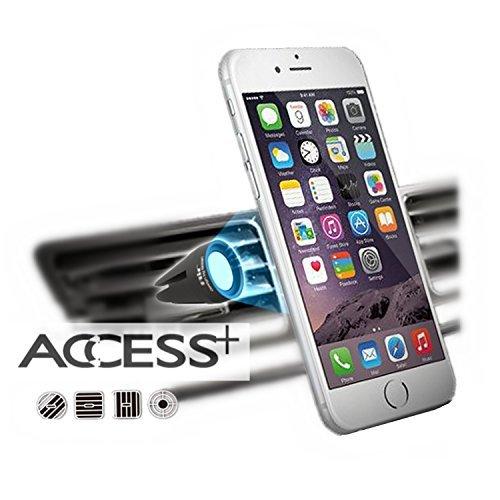 access-r-il-piu-piccolo-porta-cellulare-supporto-da-auto-magnetico-per-bocchetta-aria-compatibile-co