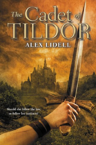 Book cover for The Cadet of Tildor