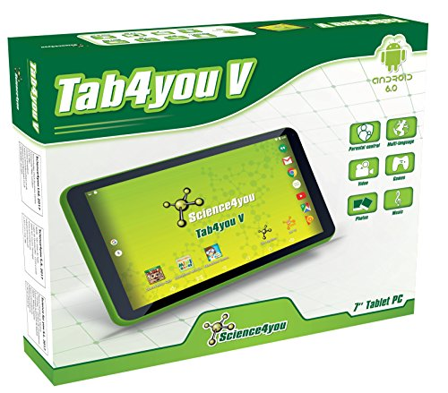 Tablet educativa