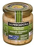 Weißer Thunfisch in Olivenöl MSC 227g, Spanien