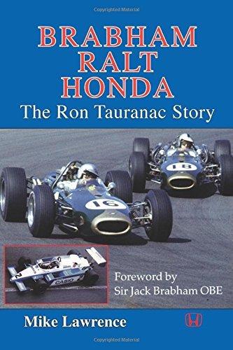 By Brooklands Books Ltd Brabham Ralt Honda The Ron Tauranac Story: Biography [Paperback]