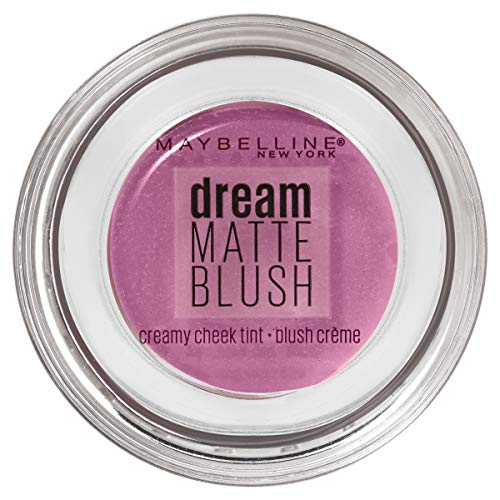 Maybelline New York Dream Matte Blush, Nr. 40 On the Mauve, 1er Pack (1 x 6 g)