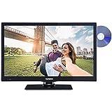 Telefunken XF22A101D 56 cm (22 Zoll) Fernseher (Full HD, Triple Tuner, DVD-Player)