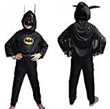 #7: Theme My Party Batman Dress For Kids (6-8 Years)