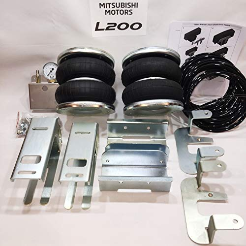 Air Suspension KIT with Compressor for Mitsubshi L200 for sale  Delivered anywhere in UK