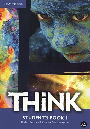 Think Level 1 Student's Book by Herbert Puchta (2015-06-10)