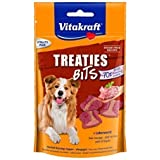 Vitakraft Hundesnack Treaties Bits Leberwurst - 6 x 120g