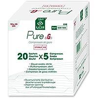 LCH Mullkompresse, steril, 17F 8P, 10x10cm, 5er Pack preisvergleich bei billige-tabletten.eu