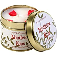 Mistletoe Kiss handgegossene Duftkerze von Bomb Cosmetics preisvergleich bei billige-tabletten.eu