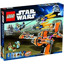 LEGO Star Wars 7962 - Anakins and Sebulbas Podracers
