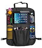 Die besten Freunde iPad Hüllen - Carmoni Ordnungssystem für den Autorücksitz, mit Tasche für Bewertungen