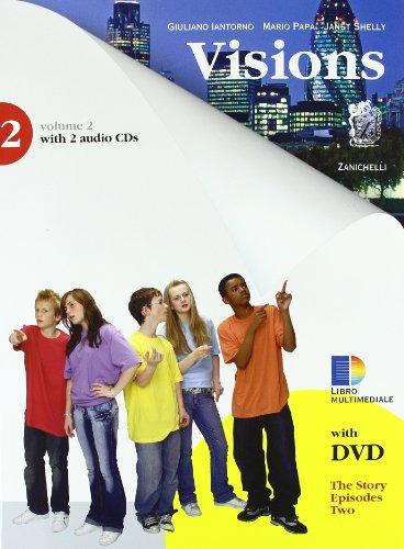 Visions. Per la Scuola media. Con 2 CD Audio. Con DVD-ROM. Con espansione online