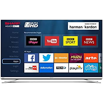 sharp 43 4k. sharp lc-43xuf8772ks 43-inch 4k ultra hd tv 43 4k
